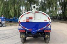 五征牌7YP-14100JG1型罐式三轮汽车图片