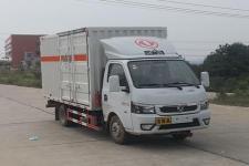 国六东风途逸3.5米/3.9米杂项危险物品厢式运输车