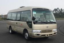 6米|10-19座金旅客車(XML6601J15)