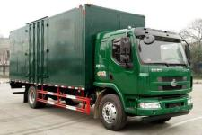 東風柳汽國五單橋廂式運輸車160-295馬力5-10噸(LZ5180XXYM3AB)