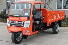五星牌7YP-1450D12B型自卸三輪汽車圖片