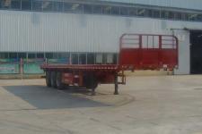 華鄆達9米34.7噸3軸平板運輸半掛車(FL9404TPB)
