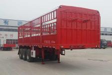粱鋒9米34.6噸3軸倉柵式運輸半掛車(LYL9405CCY)