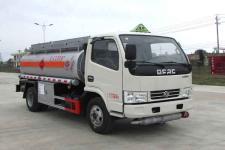 东风多利卡5.3方加油车小5吨加油车