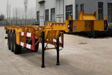 粱鋒14米34.2噸3軸集裝箱運輸半掛車(LYL9405TJZE)
