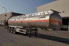 陕汽牌SHN9400GYYP495型铝合金运油半挂车图片