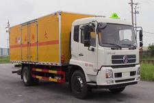 国五东风天锦杂项危险物品厢式运输车