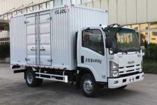 庆铃牌QL5043XXYALHAJ型厢式运输车图片