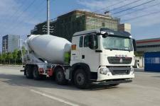重汽T5G前四后八輕量化混凝土攪拌運輸車價格車型優勢