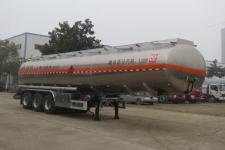 醒獅12.5米33.3噸3軸鋁合金運油半掛車(SLS9401GYYF)