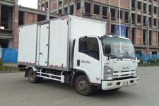 庆铃牌QL5044XXYALHAJ型厢式运输车图片