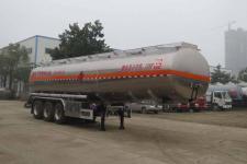 醒獅11.9米33噸3軸鋁合金運油半掛車(SLS9400GYYD)