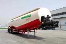 光亞通達13.1米27.7噸3軸低密度粉粒物料運輸半掛車(JGY9400GFL)