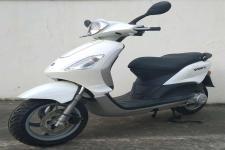 比亚乔牌BYQ50QT-3V型两轮轻便摩托车图片