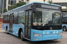10.5米金旅XML6105JEVJ0C3純電動城市客車