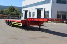 通亞達12.5米32.9噸3軸低平板半掛車(CTY9401TDPB0)