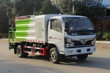天威缘牌TWY5040TDYE6型多功能抑尘车