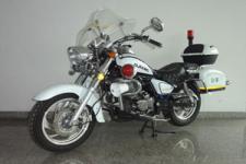 钱江牌QJ150J-3F型两轮摩托车图片