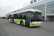 亚星牌JS6128GHBEV21型纯电动城市客车图片