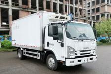 庆铃牌QL5043XLCBUHAJ型冷藏车图片
