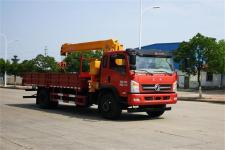 國六東風單橋6.3噸隨車吊廠家直銷 價格最低         廠家直銷:18871138496
