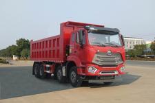 国六重汽自卸式垃圾车