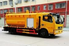 厂家推荐的东风8方清洗吸污车是哪款