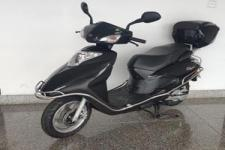 钱江牌QJ125T-8H型两轮摩托车图片