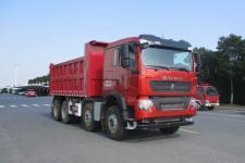 豪沃牌ZZ3317V236GE1型自卸汽車圖片