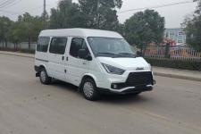 神狐牌HLQ5043XDWJX型流動服務車   13607286060