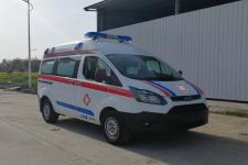 国六福特负压救护车|HNY5040XJHSD6型救护车