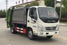 帝王环卫牌HDW5041ZYSB6型压缩式垃圾车