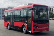 8.5米比亞迪BYD6851B3EV1純電動城市客車