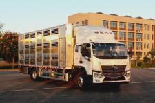 聚尘王牌HNY5180CCQB6型畜禽运输车