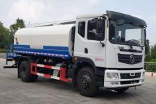 國六東風15噸灑水車廠家價格