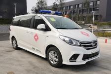 国六上汽大通救护车/上汽大通救护车监护型