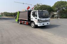 东风牌DFZ5125ZYS8CDC型压缩式垃圾车