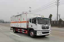 国六东风D9_6.3米毒性气体厢式运输车