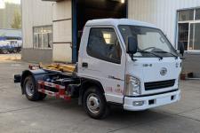 楚飞牌CLQ5040ZXX6CA型车厢可卸式垃圾车