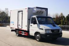 程力威牌CLW5044XLCN6型冷藏車