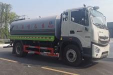 程力威牌CLW5180GPS6ZC型綠化噴灑車