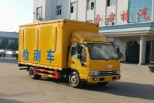 神狐牌HLQ5040XJCH6型檢測車