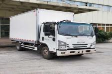 庆铃牌QL5043XSHBUHAJ型售货车图片