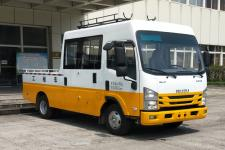 庆铃牌QL5040XGCBUHAJ型工程车图片