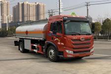 楚飞牌CLQ5180GYY6CA型运油车