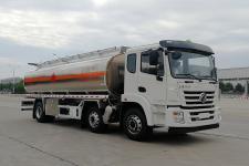 楚胜牌CSC5268GYYLES6型铝合金运油车