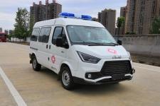 国六江铃救护车