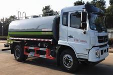 大力牌DLQ5162GPSXC6型绿化喷洒车