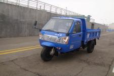 时风牌7YPJ-1750D4型自卸三轮汽车