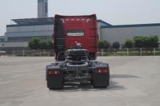 豪沃牌ZZ4257V324HE1B型牵引汽车图片